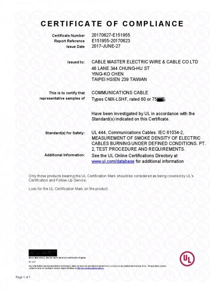 E151955-4.1 Konformitätsbescheinigung
