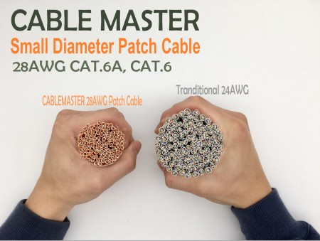 28AWG Patch Cord Comparison