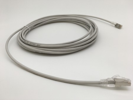 28AWG Cat.6A UFTP Gray