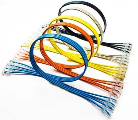 Flachband-Kabel-Patch-Kabel