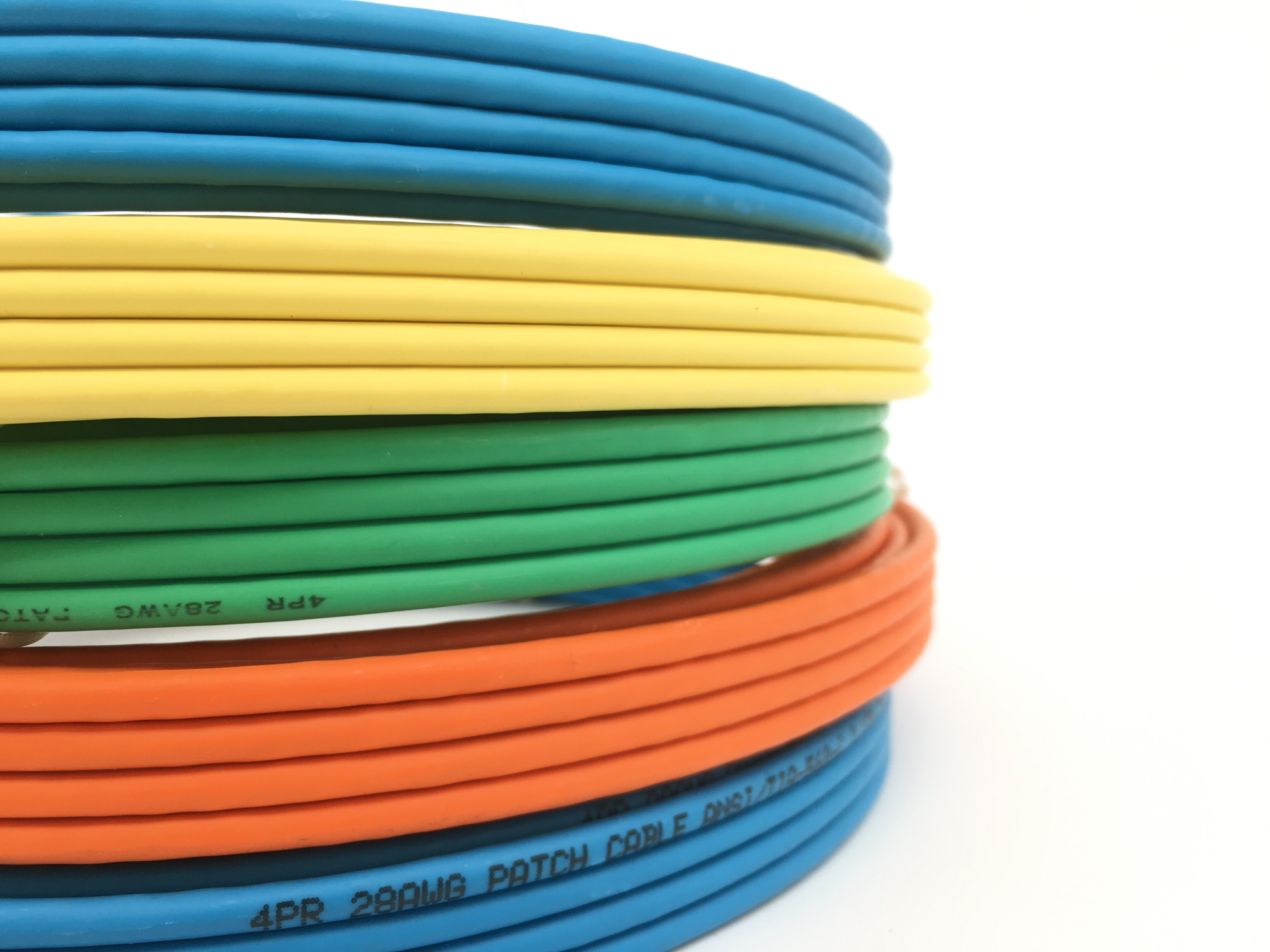 Flachband-Patchkabel