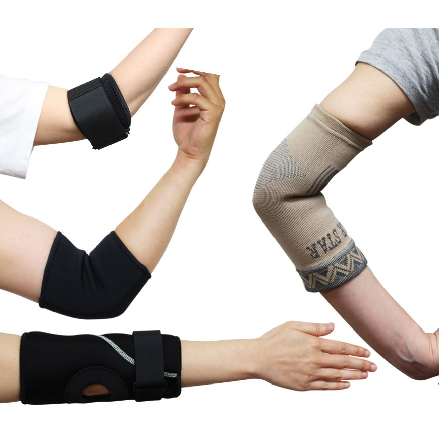 Tzung Jia provides mass production service with any kind of Elbow Support.