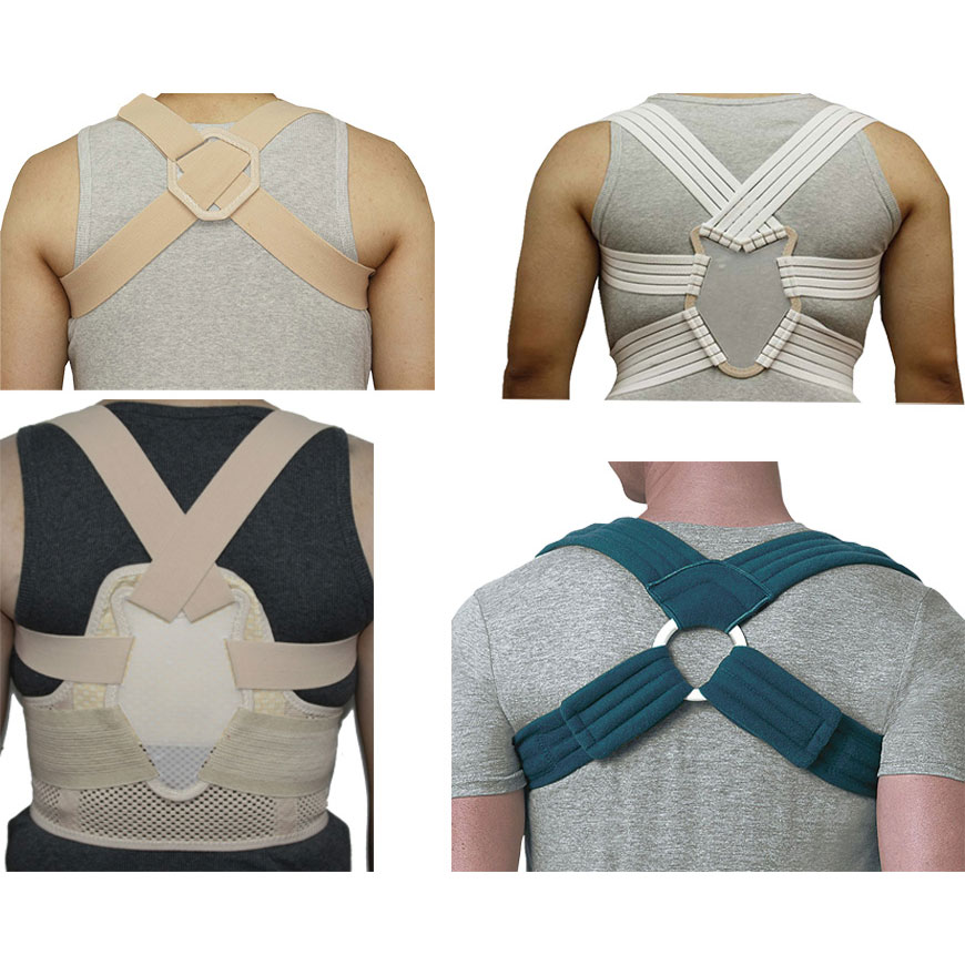 Mass produce the most effective and comfortable posture brace.