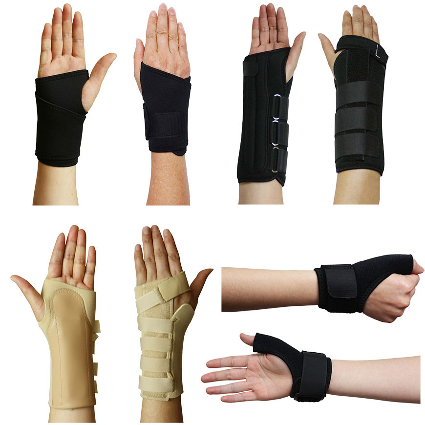 Tzung Jia always uses high-quality materials for producing wrist support.