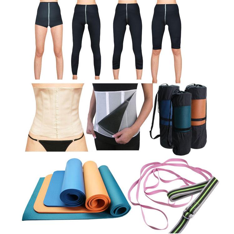 Tzung Jia Yoga Accessories
