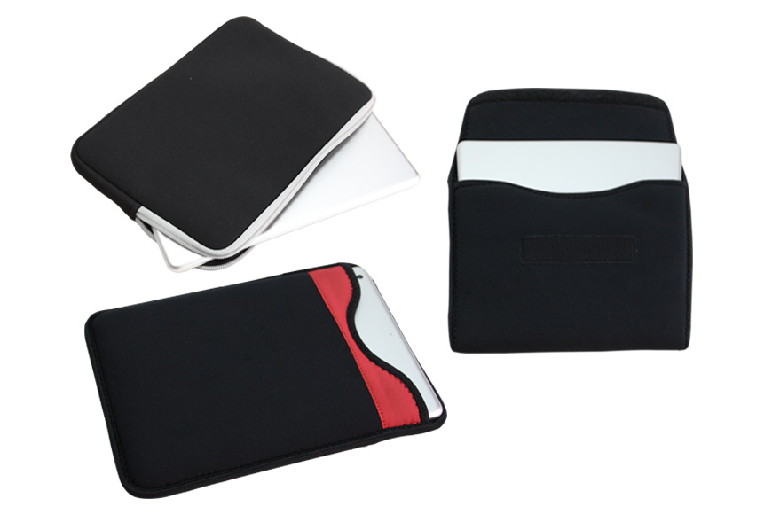 Tzung Jia can produce various Tablet Sleeves.