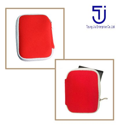 Tzung Jia can produce the high quality Portable Hard Drives Sleeve.