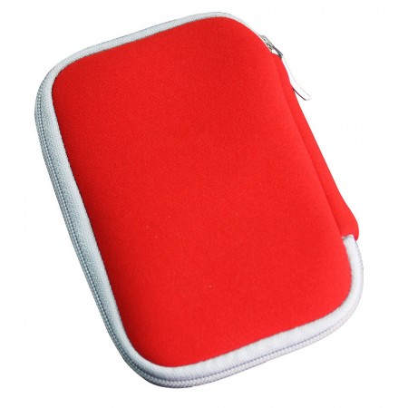 Neoprene Hard Drive Case (HDD case) with Mesh