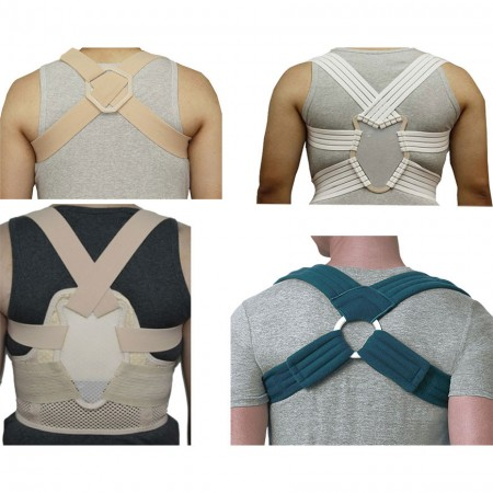 POSTURE CORRECTOR (POSTURE BRACE) - Mass produce the most effective and comfortable posture brace.