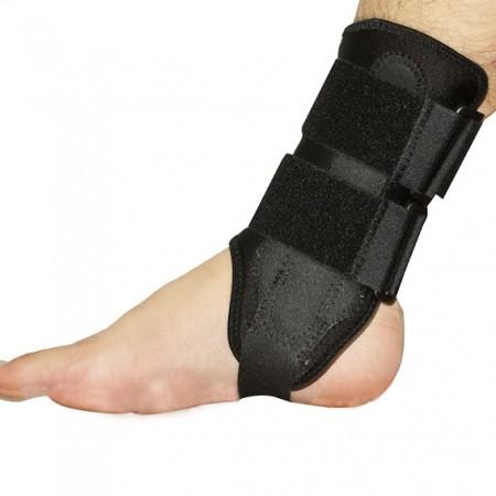 Double Strap Ankle Stabilizer, Ankle Brace,Ankle Support - Ankle Support With Stabilized Strap