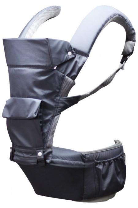 Ergonomic Hipseat Baby Carrier - The Ergonomic Hipseat Baby Carrier
