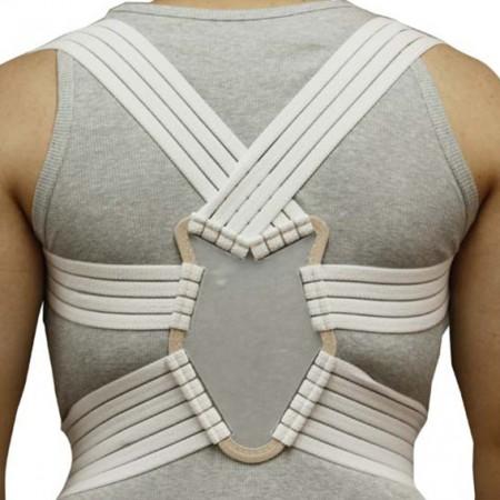 دعامة وضعية الكتف - دعامة مصحح وضعية الظهر ستمنع الترهل وآلام الكتف ، وتقوي كتفك إلى الوراء ، وتصحح وضعية ظهرك.
