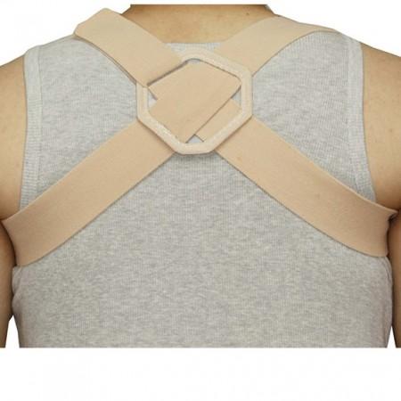 Upper Back Brace - Custom-Made Upper Posture Corrector Strap
