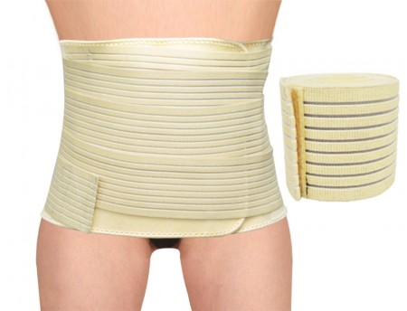 Postpartum Girdle Recovery Belly with an extra strap - Postpartum Girdle Recovery Belly with an extra strap