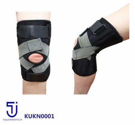 يمكن أن تساعد Tzung Jia العميل في صنع دعامات الركبة المختلفة