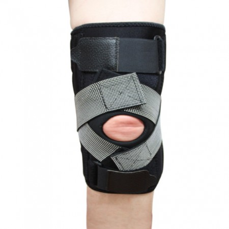 Knee Brace Neoprene Brace Adjustable Size - Adjustable Neoprene Knee Brace