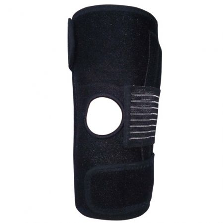 Knee Brace with Dual Side Stabilize / Open Patella - Knee Brace with Dual Side Stabilizer