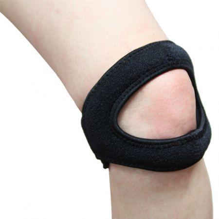 حزام الركبة المزدوج