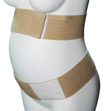 Belly Belt with Pad Supporting - Pregnancy Belt(Band) with Pad Supporting