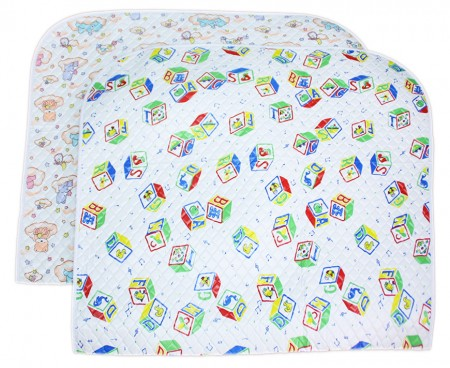 Baby Sheet Protector - Custom Design Baby Mattress Protector