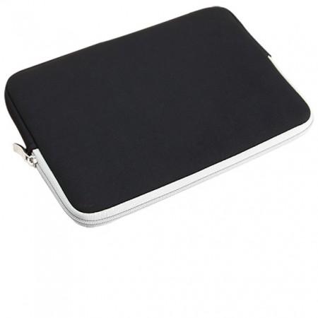 Top Loading Tablet Neoprene Case with Zipper Closure - Top Loading Neoprene Tablet Case (Tablet Sleeve) with Zipper Closure