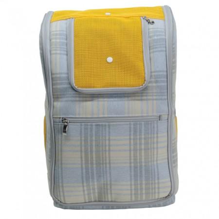 Pet Travel Backpack - Pet Travel Back Bag