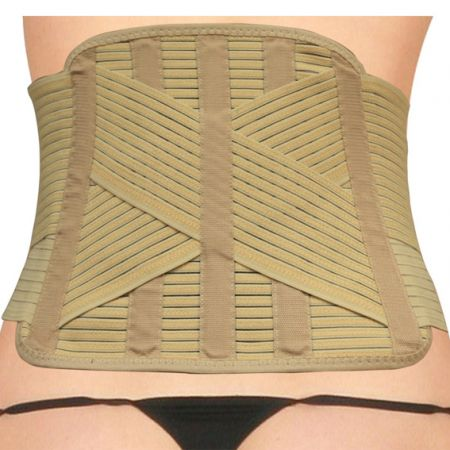 High Tensil Elastic Back Support Belt - Back Support Protector