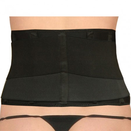 Neoprene Back Support with Mesh - Neoprene Back Support with Mesh