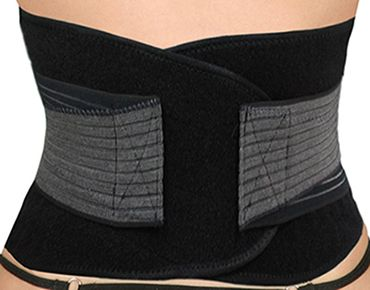 Back Support - Custom-Made Style, Size, Logo of Lumbar Support Brace