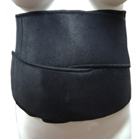 Mercerized Cotton Back Waist brace - Mercerized Cotton Back Waist brace