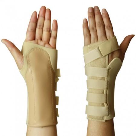 Wrist Brace, Splint Wrist Support  for Carpal tunnel,Arthritic relief - Rrversible Wrist Brace with Splint