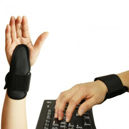 Aluminum Splint Wrist Brace Support for Carpal tunnel,Sprain relief - Aluminum Bracket Wrist Support Brace