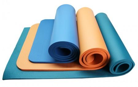 NBR Yoga Mat - Image of NBR Yoga Mat