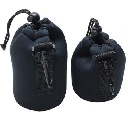 غطاء العدسة من النيوبرين (حقيبة الكاميرا) - غطاء العدسة من النيوبرين