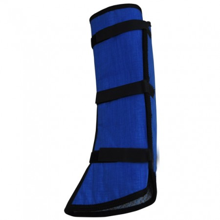 Polyester with 3mm Cotton Felt Horse Boot - Polyester with 3mm Cotton Felt Shipping Boots
