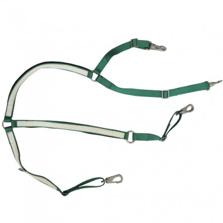 Horse Nylon EPE Harness with Velvet - Horse Nylon EPE Harness with Velvet