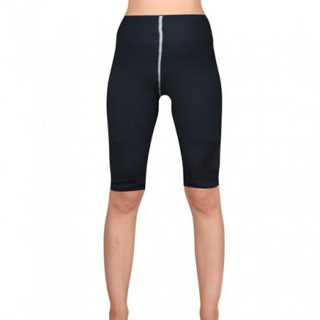 High Waist Slimmer Leggings - Mass Produce Height Waist Thigh Slimmer Leggings