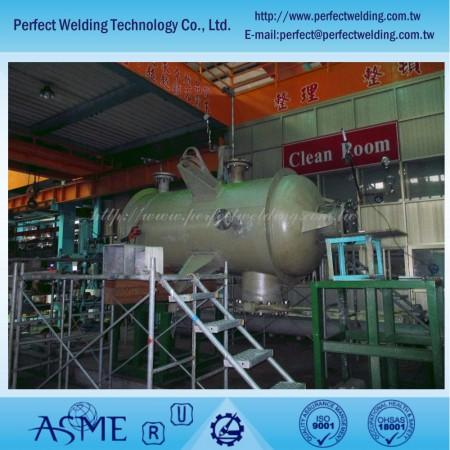 アルミニウム熱交換器の修理
