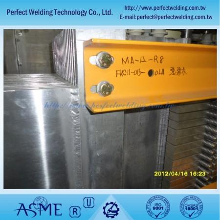 Konstruksi konduktivitas untuk Pabrik Foil Tembaga - Konstruksi Aluminium Bus Bar untuk Pabrik Foil Tembaga