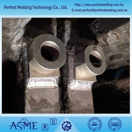 アルミ合金溶接修理 - アルミ合金溶接修理