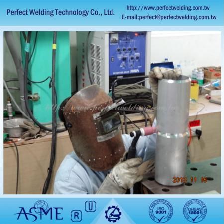 Pipa Aluminium untuk Pabrik Kimia - Pipa Aluminium