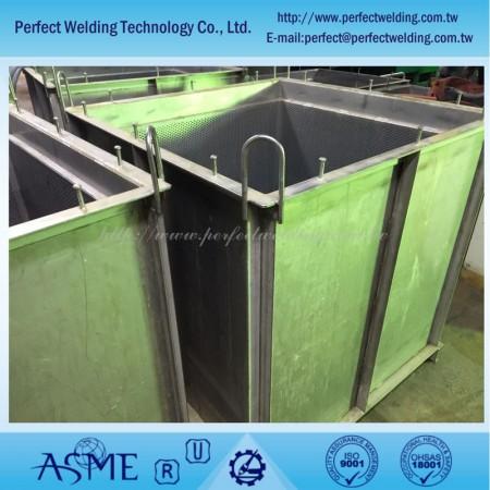 二相ステンレス鋼製品 - 二相ステンレス鋼製品