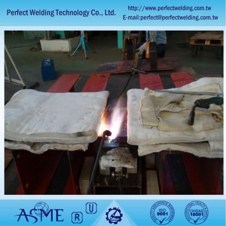 客制化铜焊接