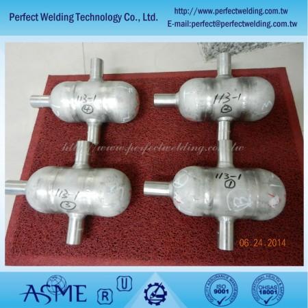 客制化焊接代工石化
