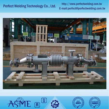 タンタル熱交換器 - タンタル熱交換器