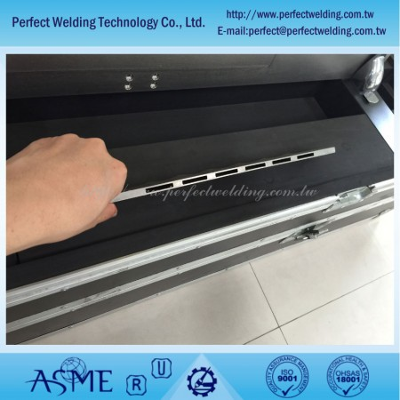Titanium Cooling Backing Plate