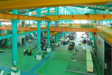 柏夫工場の写真