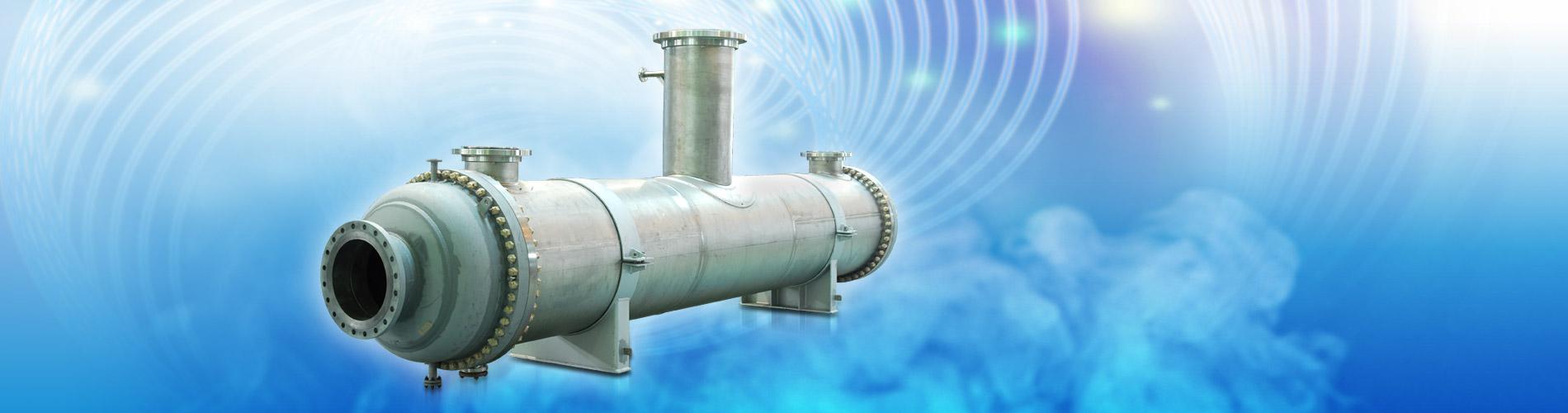 Zirconium Heat Exchanger