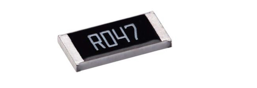 Current Sensing Thick Film Chip Resistor - RS Series