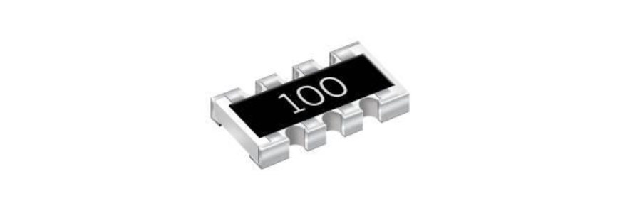 Automotive Grade Anti-Sulfurated Thick Film Array Chip Resistor- AS..A Series (Array)